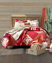 Martha Stewart Collection Cozy Holiday Quilts, Shams and ... & Martha Stewart Collection Cozy Holiday Quilts, Shams and Decorative  Pillows, Created for Macy's Adamdwight.com
