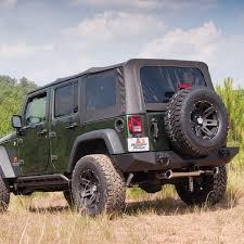 rugged ridge soft top jeep wrangler jk 4 doors diffe colors