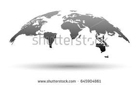 Vector World Map Download Free Vector Art Stock Graphics Images