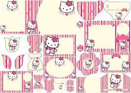 Hello Kitty Invitations Printable Free Bkperennials