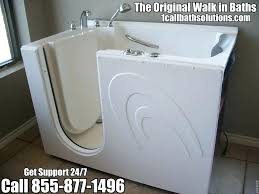 s for the original walk in bath tub support installation s