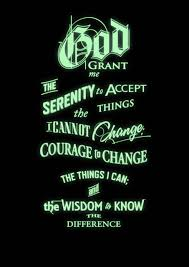 Dark Quotes Enchanting Inspirational QuotesThe Serenity Prayer Glow In The Dark Poster 48