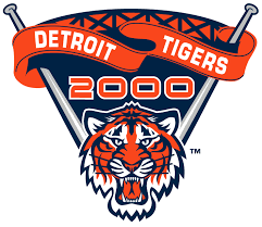 Detroit Tigers Stadium Logo - American League (AL) - Chris Creamer's ...