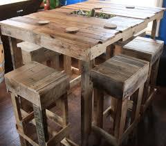 Wood Pallet Table Top Pallet Bar Table Google Search Diy Ideas Pinterest Pallets