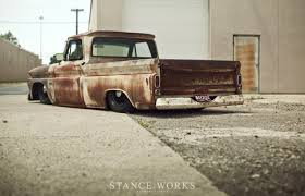 Visuals – Street Machinery's 1966 Chevy C10 Pickup - Stanceworks.com
