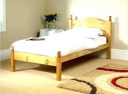 low wooden bed frame – wearemark