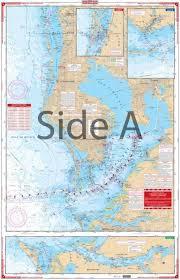 Tampa Bay And Approaches Navigation Chart 45 Davis Island