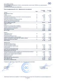АЛРОСА годовой отчет  ОТЧЕТ О ФИНАНСОВЫХ РЕЗУЛЬТАТАХ