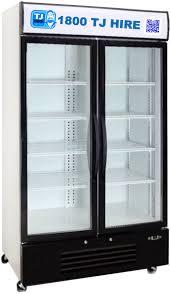 double glass door fridge 1000 litre