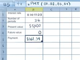 Cc Payoff Calculator How To Calculate Credit Card Payments In Excel 10 Steps