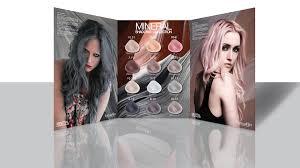 Farmavita Hair Colors Lightening Mineral Shadows