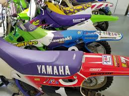 i know evo mx is making the 93 yzr seat covers now though i am waiting on mine