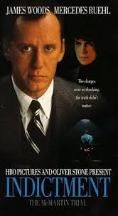 Amazon.com: Indictment - The McMartin Trial [VHS]: James Woods, Mercedes  Ruehl, Lolita Davidovich, Sada Thompson, Henry Thomas, Shirley Knight, Mark  Blum, Alison Elliott, Chelsea Field, Joe Urla, Scott Waara, Valerie  Wildman, Rodrigo