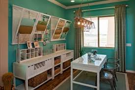 Craft Room  Guest Room Combo Room Reveal Part 1  Polished HabitatDesign Craft Room