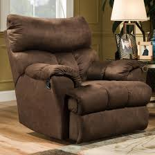 Casual Swivel Styled Rocker Recliner By Southern Motion Wolf And - Swivel recliner chairs for living room 2
