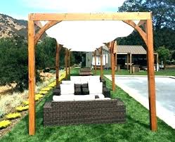 diy backyard shade structures backyard shade ctures wood large size of cture over patio wooden ideas
