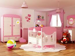 Baby Room For Girl Simple Design Ideas