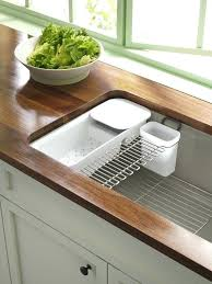 kitchen sink rack sink this sinks accessories a colander with cutting board basin rack glass drying