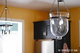 convert recessed lights to pendants