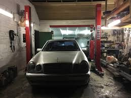 best car garage lift two post four post