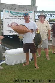 Carousel Center Flounder Tournament | Fisherman's Post