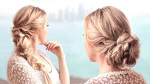 Tuto Coiffure Cheveux Long Mariage Coupe Cheveux Degrade