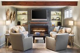 traditional living room ideas with fireplace. Traditional Living Room Ideas With Fireplace And Tv Exposed Beams Swivel Chair