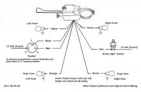 wiring diagram for universal turn signal the wiring diagram universal turn signal wiring diagram turn signal switch and wiring diagram