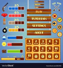Free Design Games Game Interface Design