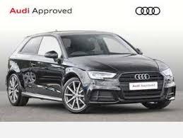 audi a3 black edition 1 5 tfsi 150 ps s tronic auto 3 door