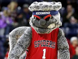 Richmond spiders ash proud mascot pullover hoodie. 125 Summers Ago Richmond Became The Spiders As The School S Story Goes Plus Richmond Com