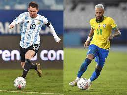 Copa America final: Messi and Neymar clash in their chase for elusive title    Football News - Times of India