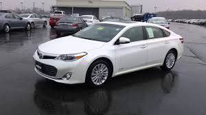2013 Toyota Avalon Hybrid, Used Toyota cars for sale in Maryland ...