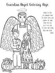 Pin By Elizabeth Davis On Sunday School Angel Coloring Pages