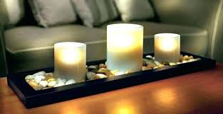 candles for tables candle coffee table centerpiece centerpieces for coffee tables table centerpiece ideas big candles