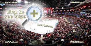 Florida Panthers Stadium Seating Chart Bb T Center Seat Row Numbers Detailed Seating Chart