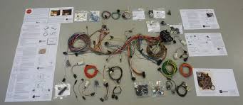 wiring harness broncograveyard com 1966 Ford Bronco Wiring Diagram 1978 1979 ford bronco american auto wire complete classic rewire kit wiring diagram for 1966 ford bronco