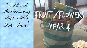 anniversary gift for him anniversary gift for him formidable ideas husband 7 years 10 year diy