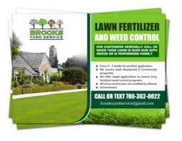 lawncare ad 25 bold newspaper ad designs lawn care newspaper ad design project