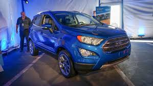 2018 ford uk. wonderful ford 2018 ford ecosport titanium in ford uk
