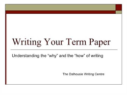 written term papers challenge magazin com written term papers
