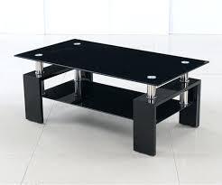 black coffee table. Small Black Coffee Table Round Dark Wood . E