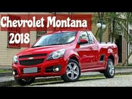 2018 chevrolet nova. brilliant nova nova montana 2018  mudanas preos e verses top sounds on chevrolet nova t