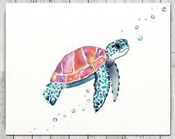 large nursery print sea turtle wall decor sea turtle kids decor large turtle on sea turtle canvas wall art with turtle wall art turtle canvas sea turtle turquoise green