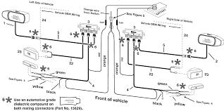 fisher plow wiring diagram 02 escalade headlight exceptional meyer