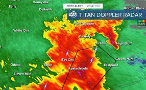 Tornado warning for central Franklin County