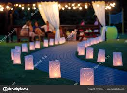 summer house lighting. Fine House Lantern Summerhouse And Night Lighting Path For Walks In The Gar U2014 Stock  Photo For Summer House Lighting