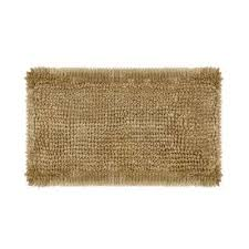 bath mat in linen