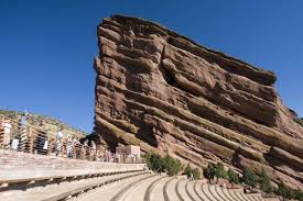 Red Rock Amphitheater Seating Chart Las Vegas Red Rocks Amphitheatre 5 Things To See Do Colorado Com