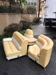 yellow sofa los angeles furniture